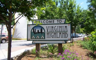 Atlanta Production Properties Virginia High Land