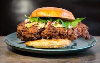 Atlanta Production Properties Chicken Sandwich Mia Yakel
