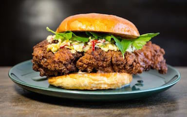 Atlanta Production Properties Chicken Sandwich Mia Yakel