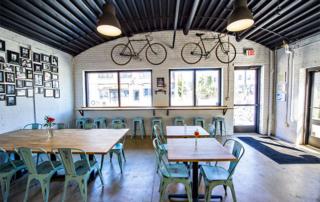 Atlanta Production Properties Cafe and Velo Interior